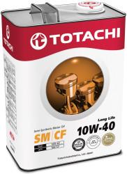 Моторное масло Totachi Long Life 10W-40 (4 л.) 4562374690431