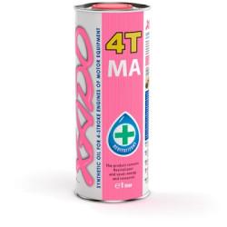 Масло четырехтактное XADO Atomic Oil 10W-60 4Т MA (1 л.) XA 20128_1-XA 20128