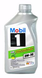 Моторное масло Mobil 1 (USA) ESP X1 0W-30 (1 л.) 071924471047