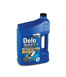 Моторное масло Chevron Delo 400 XLE Synblend 10W-30 (3,785 л.) 023968381318