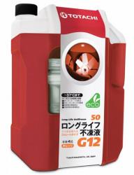 Охлаждающая жидкость Totachi LLC G-12 (4 л.) 4562374691742