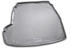 Коврик багажника Novline HYUNDAI SONATA 10- седан (полиуретан) NLC2040B10