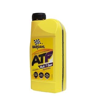 Трансмиссионное масло Bardahl ATF Multi 7 Gear (1 л.) 36581