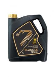 Моторное масло S-Oil Seven Diesel BLACK LS 10W-40 (4 л.) BLS10W40_04