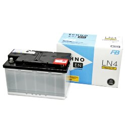 Аккумулятор Furukawa Battery ECHNO EN 80Ah 785A 317x175x190 о.п. (-+) 400LN4-IS