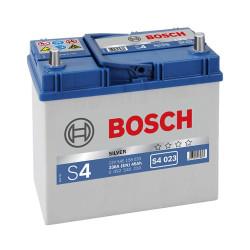 Аккумулятор Bosch S4 12V 45Ah 330A 238x203x129 п.п. (+-) 0092S40230