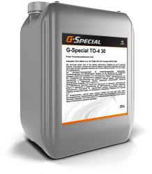 Трансмиссионное масло Газпромнефть G-Special TO-4 SAE30 (20 л.) 253390111
