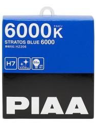 Автолампа PIAA Bulb Stratos Blue H7 6000K HZ206-H7