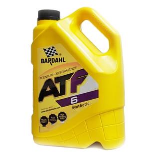 Трансмиссионное масло Bardahl ATF 6 (5 л.) 36593