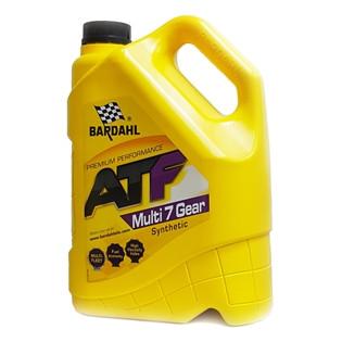 Трансмиссионное масло Bardahl ATF Multi 7 Gear (5 л.) 36583