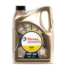 Моторное масло Total Quartz 9000 Energy 0W-40 (5 л.) 213989