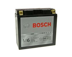 Аккумулятор Bosch M6 12V 12Ah 130A 0092M60200