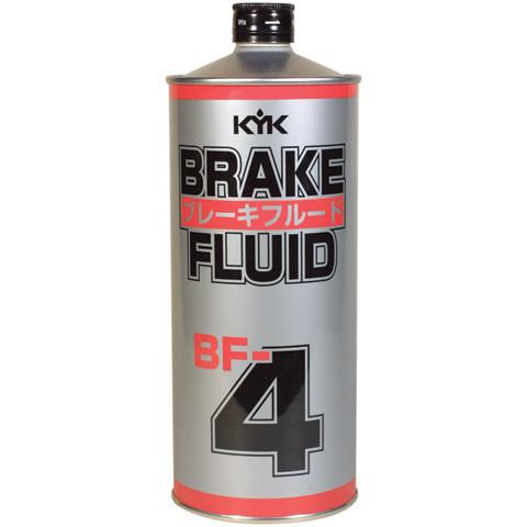 Тормозная жидкость KYK Brake Fluid DOT 4 (1 л.) 58-108