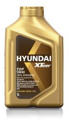 Моторное масло Hyundai (Kia) Xteer TOP 5W-40 (1 л.) 1011001
