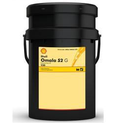 Редукторное масло Shell Omala S2 G 220 (20 л.) 550031721