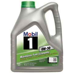 Моторное масло Mobil 1 ESP LV 0W-30 (4 л.) 154315