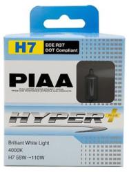 Автолампа PIAA Bulb Hyper Plus H7 4000K HE-833-H7