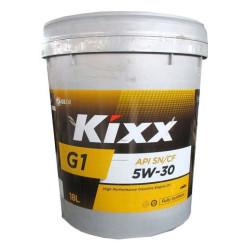 Моторное масло Kixx G1 5W-30 (18 л.) L5312K18E1