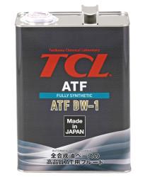 Трансмиссионное масло TCL ATF DW-1 (4 л.) A004TDW1