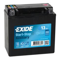 Аккумулятор Exide 13Ah 200A 150x90x145 п.п. (+-) Start-Stop Auxiliary EK131