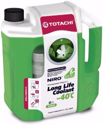 Охлаждающая жидкость Totachi Niro Long Life Coolant -40C (2 л.) 4589904923982