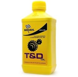 Трансмиссионное масло Bardahl T-D Oil 80W-90 (1 л.) 421140