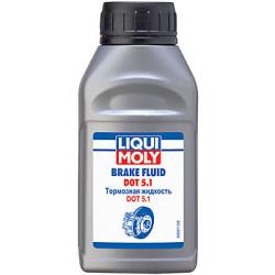 Тормозная жидкость Liqui Moly Brake Fluid DOT 5.1 (0,25 л.) 8061