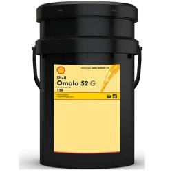 Редукторное масло Shell Omala S2 G 150 (20 л.) 550031730
