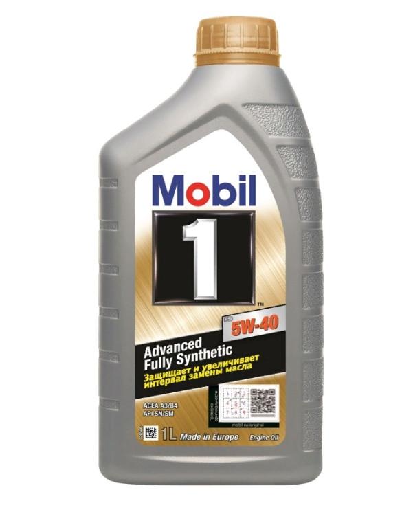 Моторное масло Mobil 1 FS 5W-40 (1 л.) 155579
