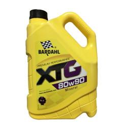 Трансмиссионное масло Bardahl XTG 80W-90 (5 л.) 36273