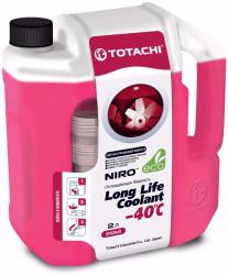 Охлаждающая жидкость Totachi Niro Long Life Coolant -40C (2 л.) 4589904923999