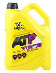 Трансмиссионное масло Bardahl ATF 8 G (5 л.) 36873
