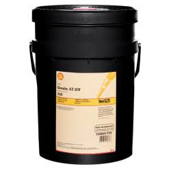 Редукторное масло Shell Omala S2 GX 220 (20 л.) 550041722