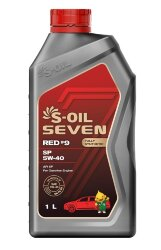 Моторное масло S-Oil Seven RED9 SP 5W-40 (1 л.) E108303