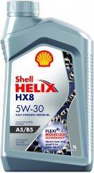 Моторное масло Shell Helix HX8 A5/B5 5W-30 (1 л.) 550046778