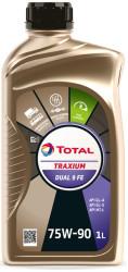 Трансмиссионное масло Total Traxium Dual 9 FE 75W-90 (1 л.) 214145