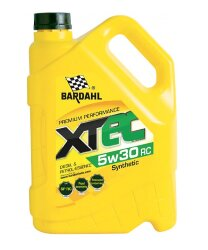 Моторное масло Bardahl XTEC 5W-30 RC (5 л.) 33023