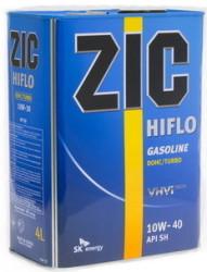 Моторное масло ZIC HIFLO 10W-40 (4 л.) 163121