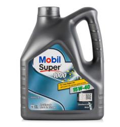 Моторное масло Mobil 1 Super 1000 15W-40 (4 л.) 152570