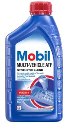 Трансмиссионное масло Mobil 1 (USA) Multi-Vehicle ATF (1 л.) 071924252202