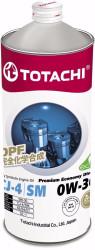 Моторное масло Totachi Premium Economy Diesel 0W-30 (1 л.) 4562374690783