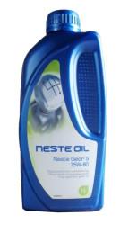 Трансмиссионное масло Neste Gear S 75W-80 (1 л.) 210852