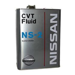 Трансмиссионное масло Nissan NS-2 (4 л.) KLE52-00004EU