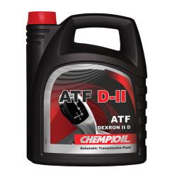 Трансмиссионное масло Chempioil ATF D-II (4 л.) S1331
