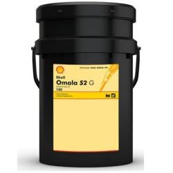 Редукторное масло Shell Omala S2 G 100 (20 л.) 550031631