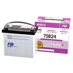 Аккумулятор Furukawa Battery Altica PREMIUM 60Ah 570A 236x126x227 о.п. (-+) 75B24L