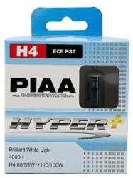Автолампа PIAA Bulb Hyper Plus H4 4000K HE-830-H4