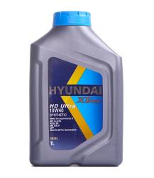 Моторное масло Hyundai (Kia) Xteer HD Ultra 10W-40 (1 л.) 1011227