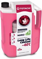 Охлаждающая жидкость Totachi Niro Long Life Coolant -40C (4 л.) 4589904923180