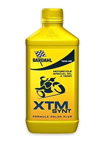 Масло четырехтактное Bardahl XTM Synt 10W-40 (1 л.) 339040